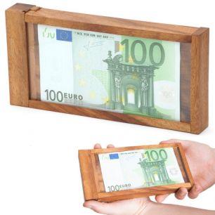 Magische Geldgeschenke Box mit Gravur #0