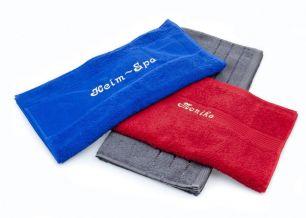 Handtuch bestickt #0