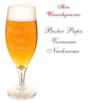 Bierglas - Bester Papa #0