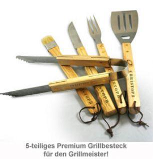 Premium Grillbesteck #1