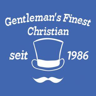 Whiskyglas - Gentleman's Finest #1