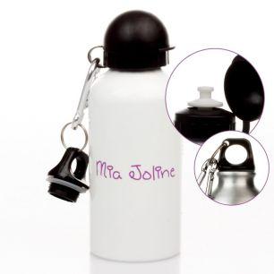 Trinkflasche mit Wunschname #0