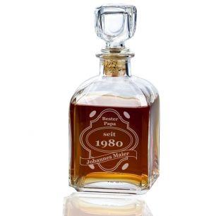 Whisky-Karaffe Papa #0