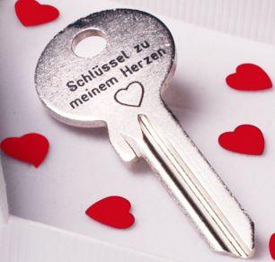 Schlüssel zu meinem Herzen #0