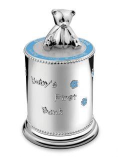 Spardose - Babys First Bank