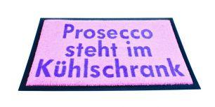 Fußmatte Prosecco #0